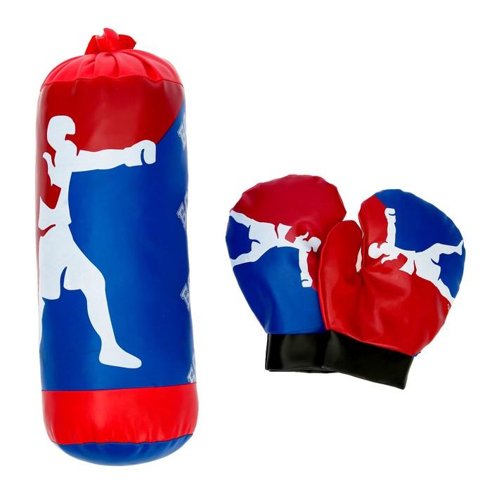 """Игровой набор для бокса """"Боксёр"""" №SL-00791"""