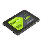Накопитель SSD Qumo Novation MT QMT-240GSN, SATA III, 240 Гб, TLC