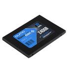 Накопитель SSD Qumo Novation TLC 3D Q3DT-240GPPN, SATA III, 240 Гб, TLC