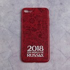Чехол FIFA WORLD CUP RUSSIAN 2018, iPhone 7/8 Plus, soft-touch