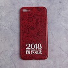 Чехол FIFA WORLD CUP RUSSIAN 2018, iPhone 7/8 Plus, матовое покрытие