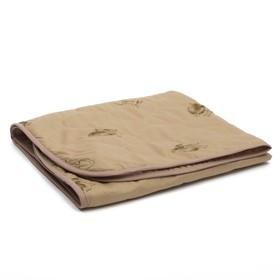 Одеяло АДЕЛЬ Эконом верблюд облегч. 105*140, пэ100% (150г/м2) Ош