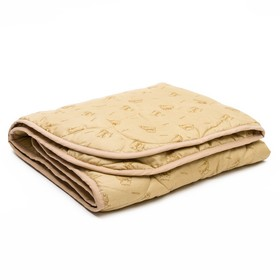 Одеяло АДЕЛЬ «Стандарт», 110х140см, цвет МИКС, шерстипон степ (300г/м)