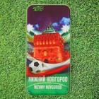 Чехол для iPhone 6 телефона «Нижний Новгород. Нижегородский кремль»