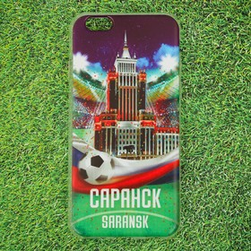 """Case for iPhone 6 phone """"Saransk"""" (University of a name of N. P.Ogareva), 7 x 14 cm"""