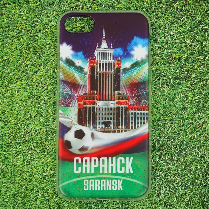 Чехол для iPhone 7 телефона «Саранск. Университет имени Н.П.Огарева»