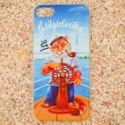 Чехол для iPhone 7 телефона «Владивосток» (тигр), 7 х 14 см