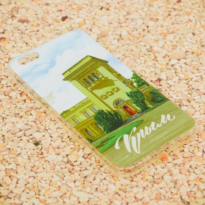 Чехол для iPhone 7 телефона «Крым» (Ливадийский дворец), 7 х 14 см