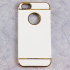 Чехол Luazon TPU для iPhone 5/5s, белый