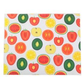 {{photo.Alt || photo.Description || 'Салфетка для сушки посуды Доляна «Сочные фрукты», 38×50 см, микрофибра'}}