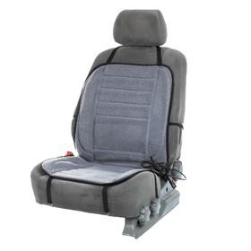 Подогрев сидений со встроеным регулятором, искусственный мех, серый Ош