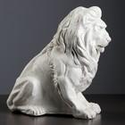 """Светящаяся статуэтка """"Лев сидя малый"""" 26см"""