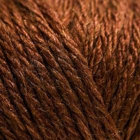 """Пряжа """"Baby Wool XL"""" 20% кашемир, 40% меринос. шерсть, 40% акрил 100м/50гр (835 кофейный) - фото 7278506"""