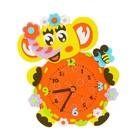 """Набор для творчества """"Создай интерьерные часы - слоник"""", часовой механизм"""