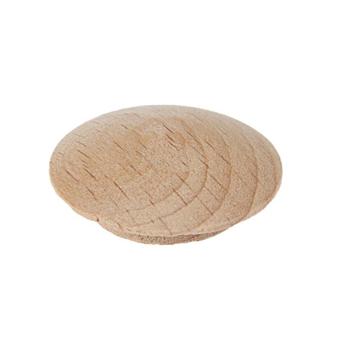 Заглушка мебельная БУК, диаметр 18мм
