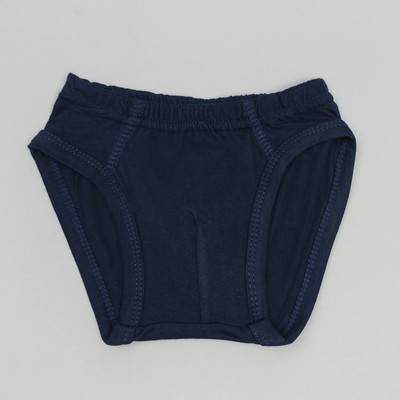 Трусы для мальчиков, рост 98-104 (28) см, цвет тёмно-синий