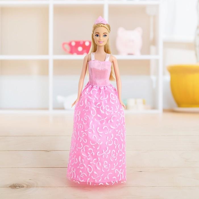 Кукла модель «Анлилу» в пышном платье, МИКС