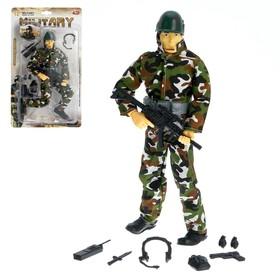 Солдат «Спецназовец», с аксессуарами