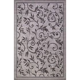 Прямоугольный ковёр Silver d230, 200 х 500 см, цвет light gray
