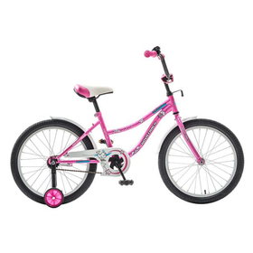 """Велосипед 20"""" Novatrack Neptun, цвет розовый"""