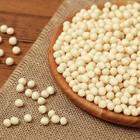 Рисовые шарики (5-7) в белой  шоколадной  глазури 2,5 кг