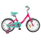 """Велосипед 16"""" Novatrack Ancona, цвет розовый"""