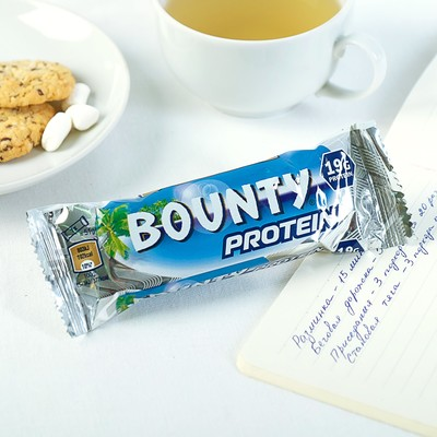 Батончик Bounty Protein Bar, 51 г