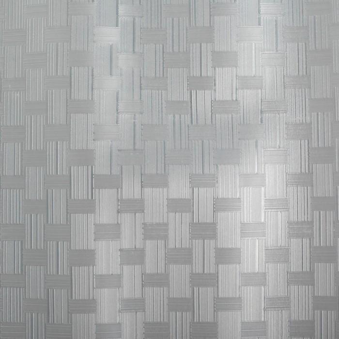"""Коврик противоскользящий сервировочный """"Плетёнка"""" 45х90 см, цвет серый, EVA - фото 450244440"""