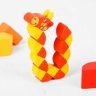 Головоломка - змейка «Жирафик»
