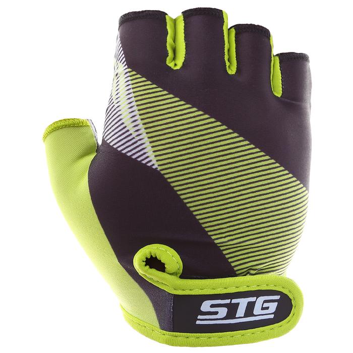 Перчатки велосипедные STG Х87911, размер XL