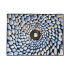 """Коврик """"Камни"""", размер 100х133 см"""