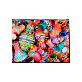 Коврик «Кувшины», размер 100х133 см
