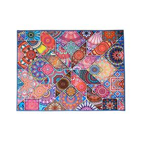 Коврик «Мозаика», размер 100х133 см