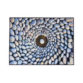 Коврик «Камни», размер 80х120 см
