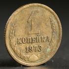 """Монета """"1 копейка 1973 года"""""""