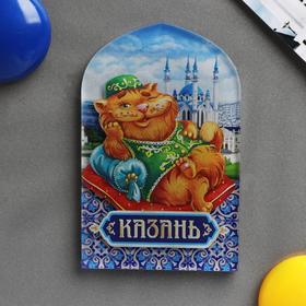 "Acrylic magnet ""Kazan"" (Sharif), 5.5 x 7.5 cm"