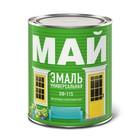Эмаль МАЙ ПФ-115 зеленая, банка 0,8 кг