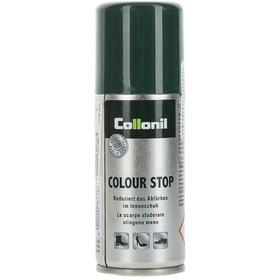 Спрей против внутреннего окрашивания обуви Collonil Color Stop, 100 мл