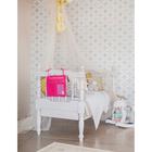 """Кармашек на детскую кроватку """"Наша любимая малышка"""", 2 отделения - фото 105456792"""