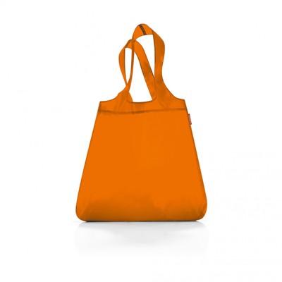 Сумка складная, размер 43,5 x 60 x 7 см, цвет оранжевый AT00021
