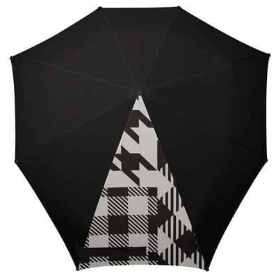 Зонт-автомат , диаметр 91 см, цвет чёрный  1021063