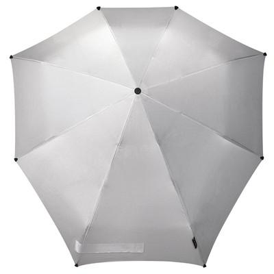 Зонт-автомат , диаметр 91 см, цвет белый  1021057