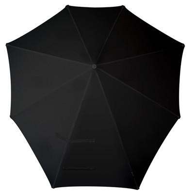 Зонт-трость, диаметр 90 см, цвет чёрный 2011046
