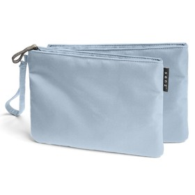 Косметичка, размер 24х17,5 см, цвет голубой 6015011