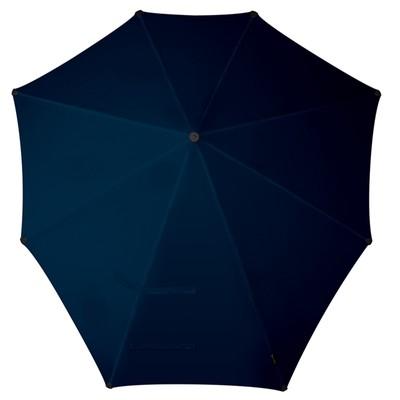 Зонт-трость, диаметр 90 см, цвет синий 2011048