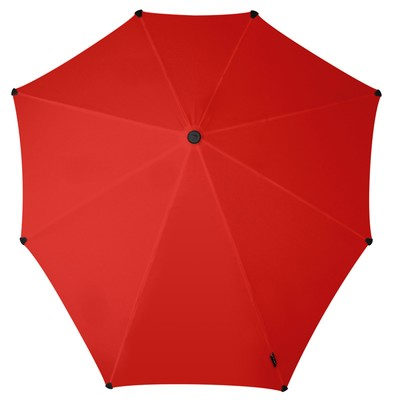 Зонт-трость, диаметр 90 см, цвет красный 2011047