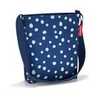 Сумка на плечо, размер 29 x 28,5 x 7,5 см, цвет синий HY4044