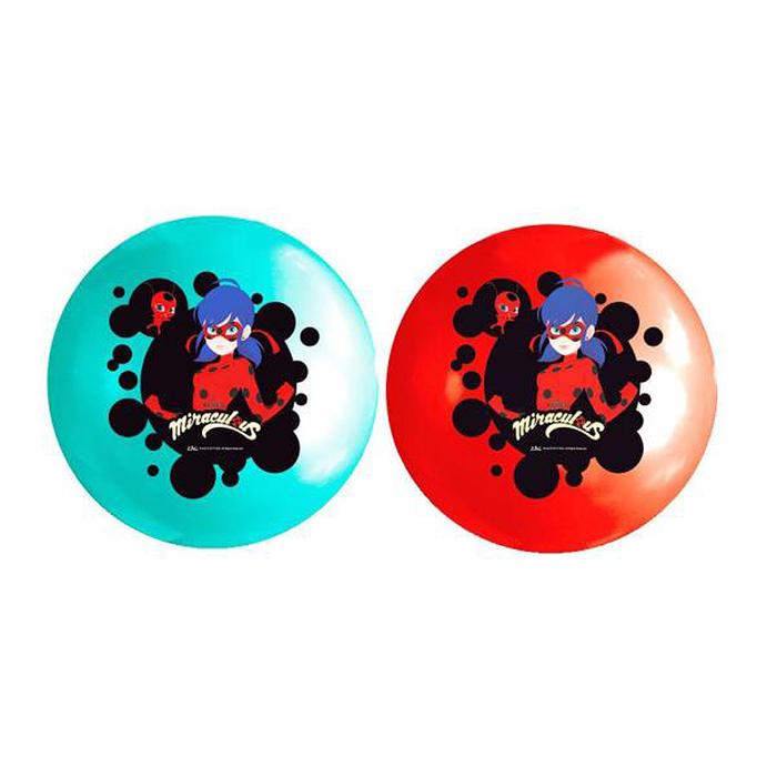 """Мяч """"Леди Баг"""" 23 см AD-9(LBUG)"""