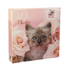 Фотоальбом на 500 фото 10х15 см Big Dog r/h:lovely kittens