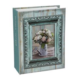 Фотоальбом на 100 фото 10х15 см Pioneer Delicate flowers